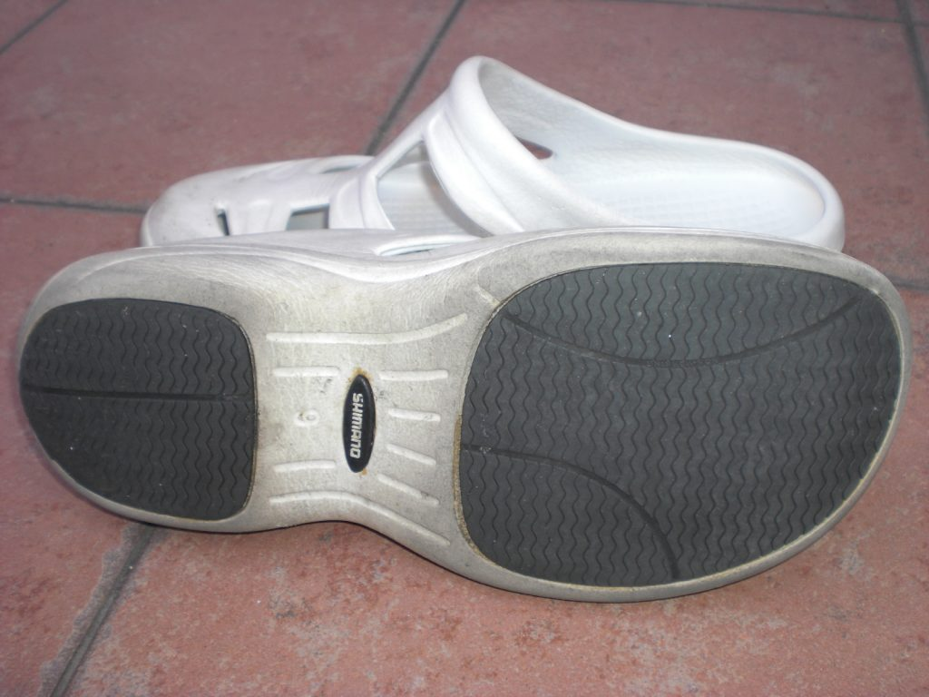 シマノ サンダル靴底