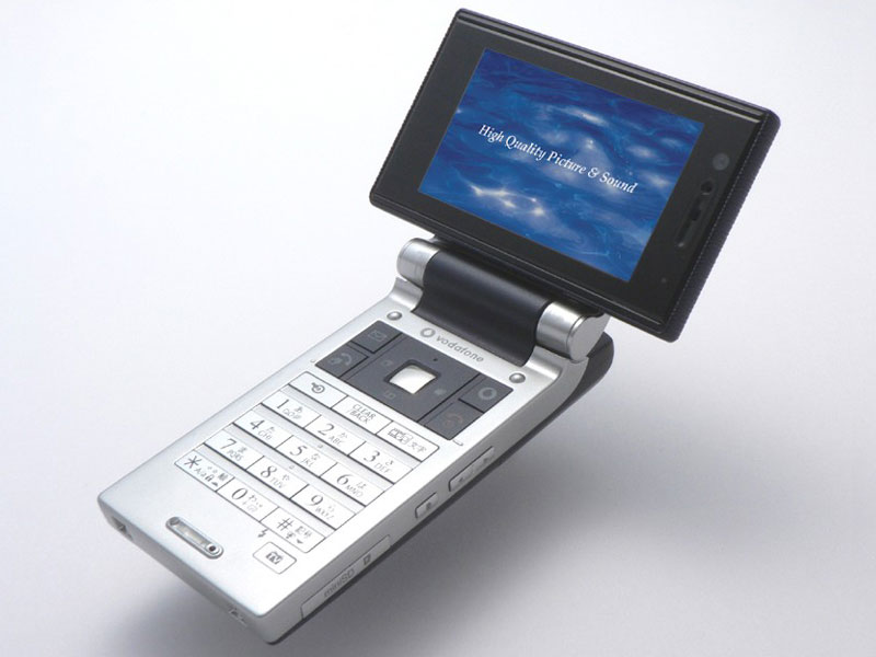 ワンセグ携帯電話