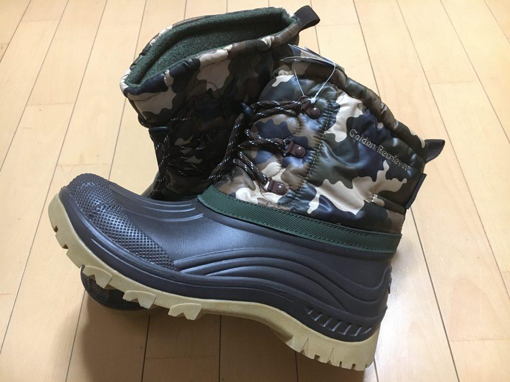 釣り用防寒ブーツ