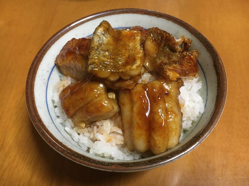 太刀魚料理 蒲焼き