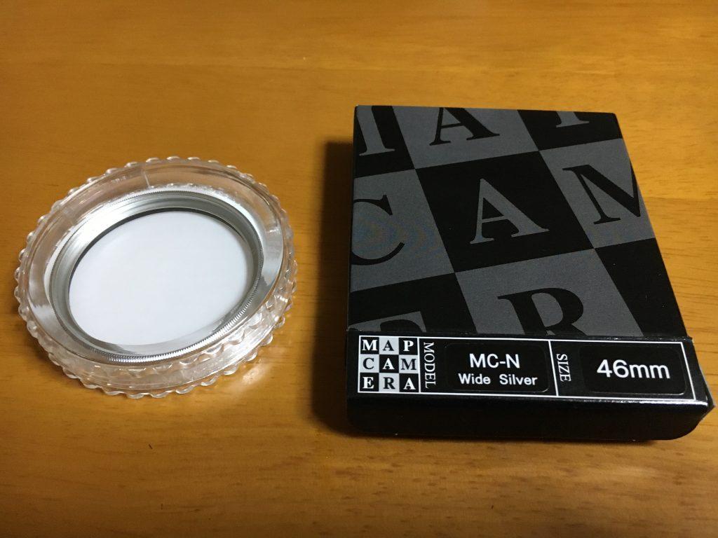 MAPCAMERAオリジナル レンズ保護フィルター