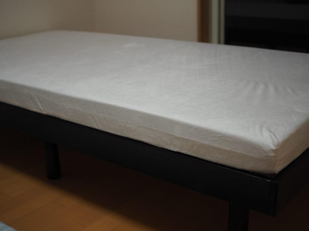 モットンとすのこベッド