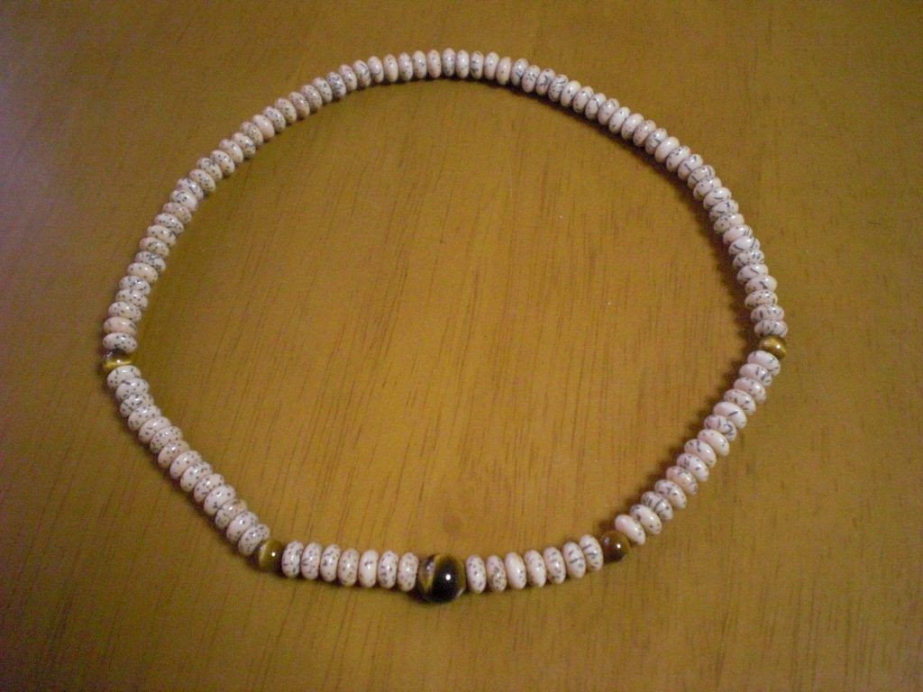 数珠ブレスレット