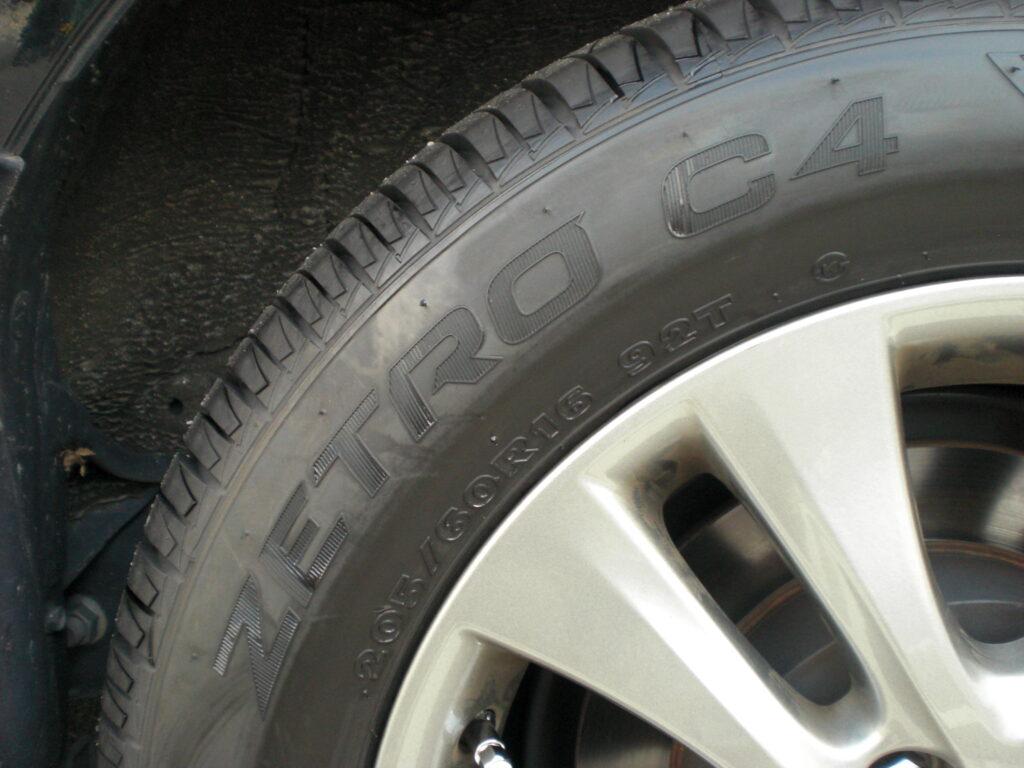 タイヤ ZETRO C4