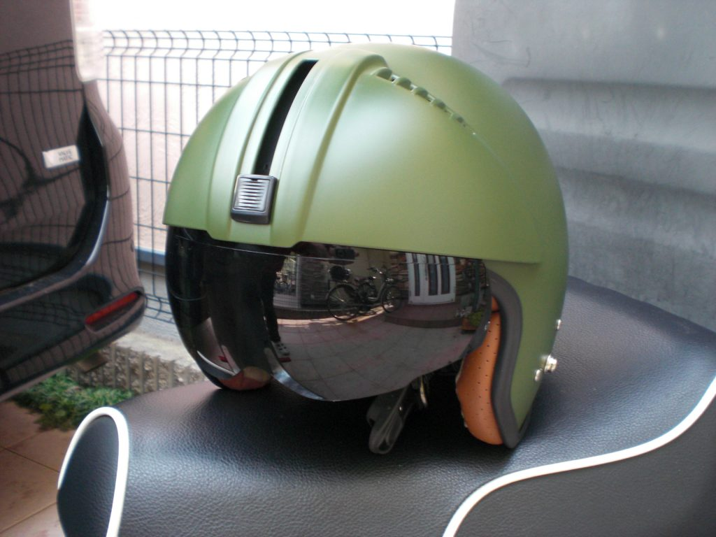 ヘルメット パイロットタイプ