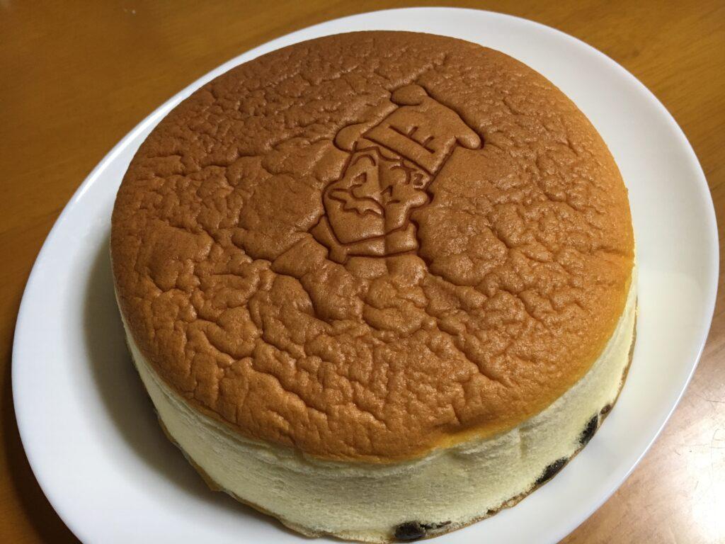 りくろーおじさんの店 焼きたてチーズケーキ