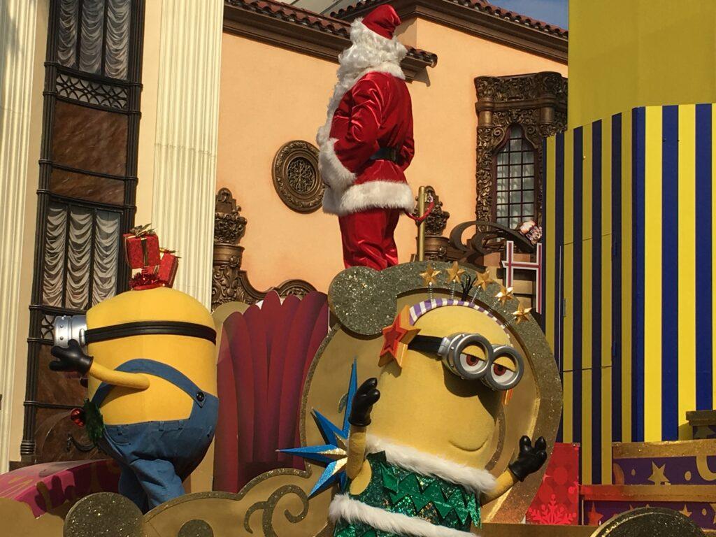 USJ ミニオン・ハチャメチャ・クリスマス・パーティ
