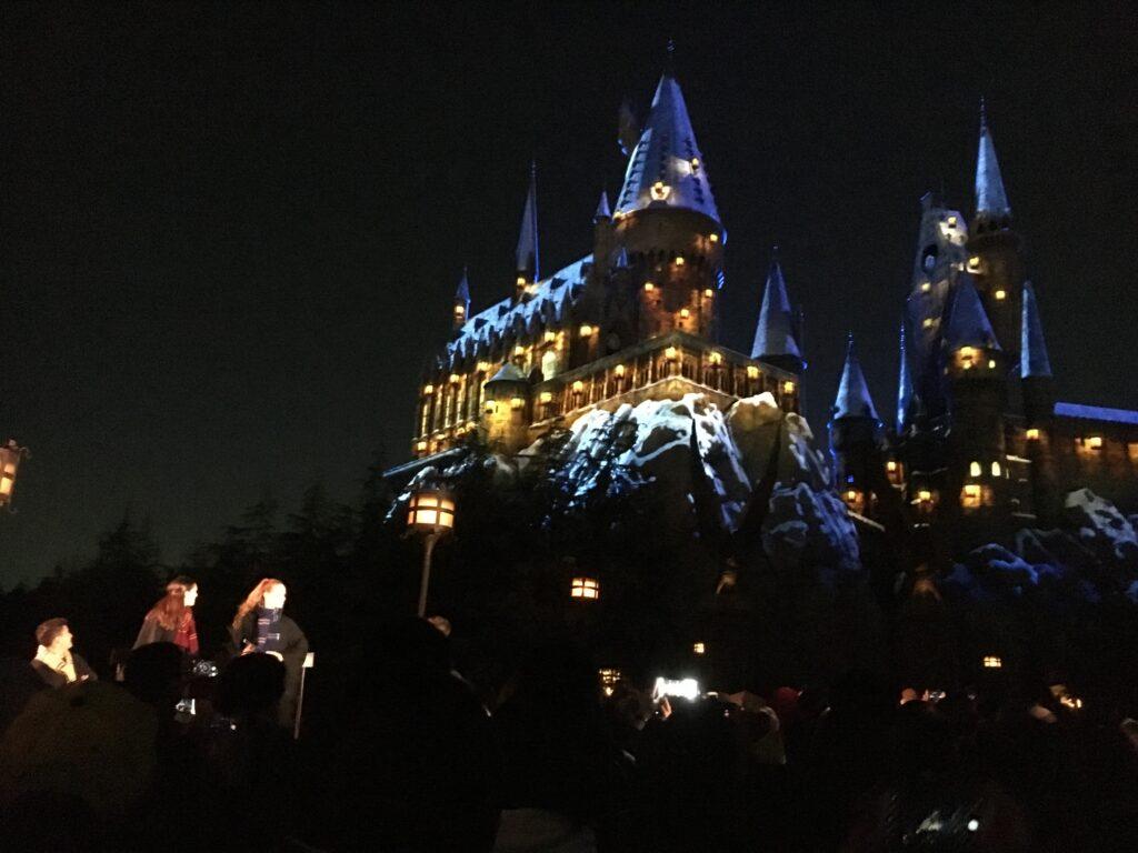 USJ ホグワーツ・マジカル・ナイト~ウインター・マジック~