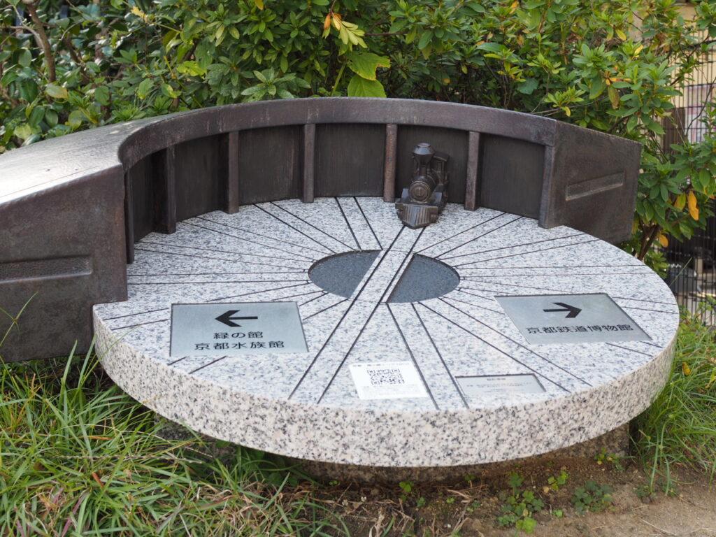 京都鉄道博物館 周辺