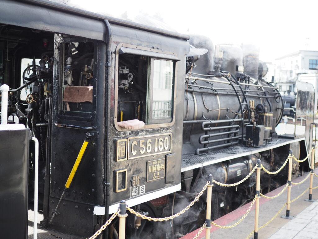 京都鉄道博物館 SLスチーム号
