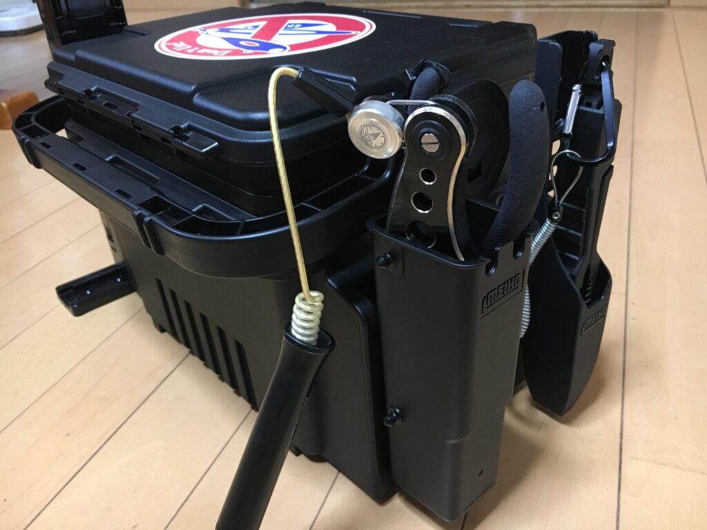 ランガン システムボックス VS-7055 ルアーホルダー