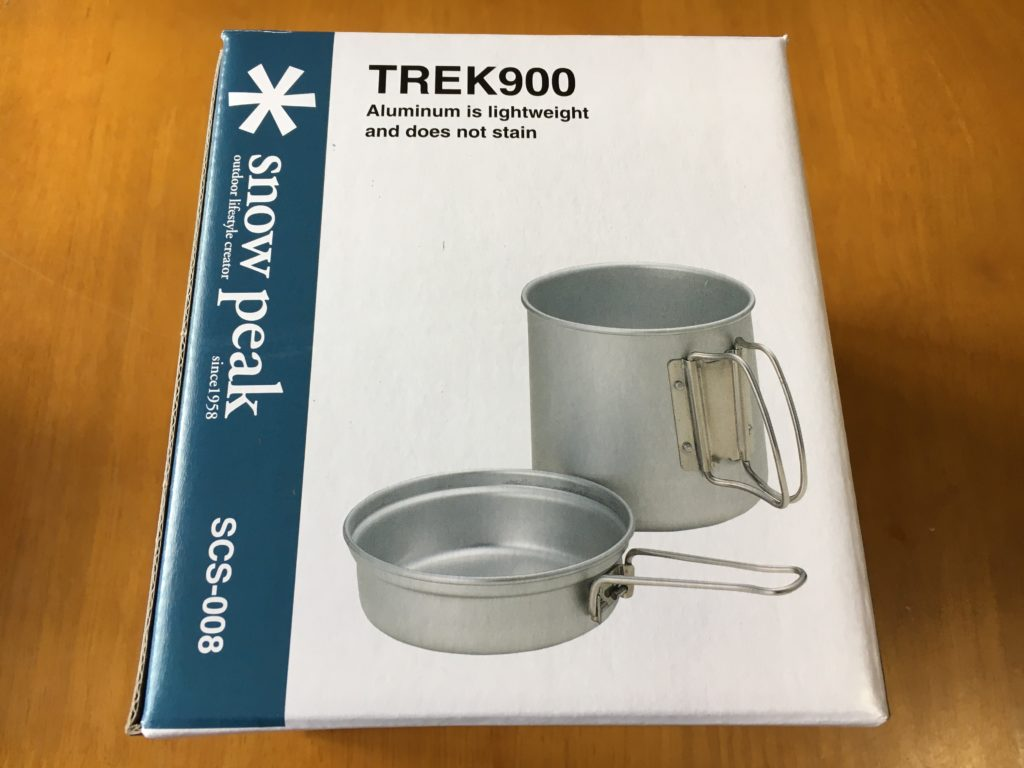 スノーピーク TREK900