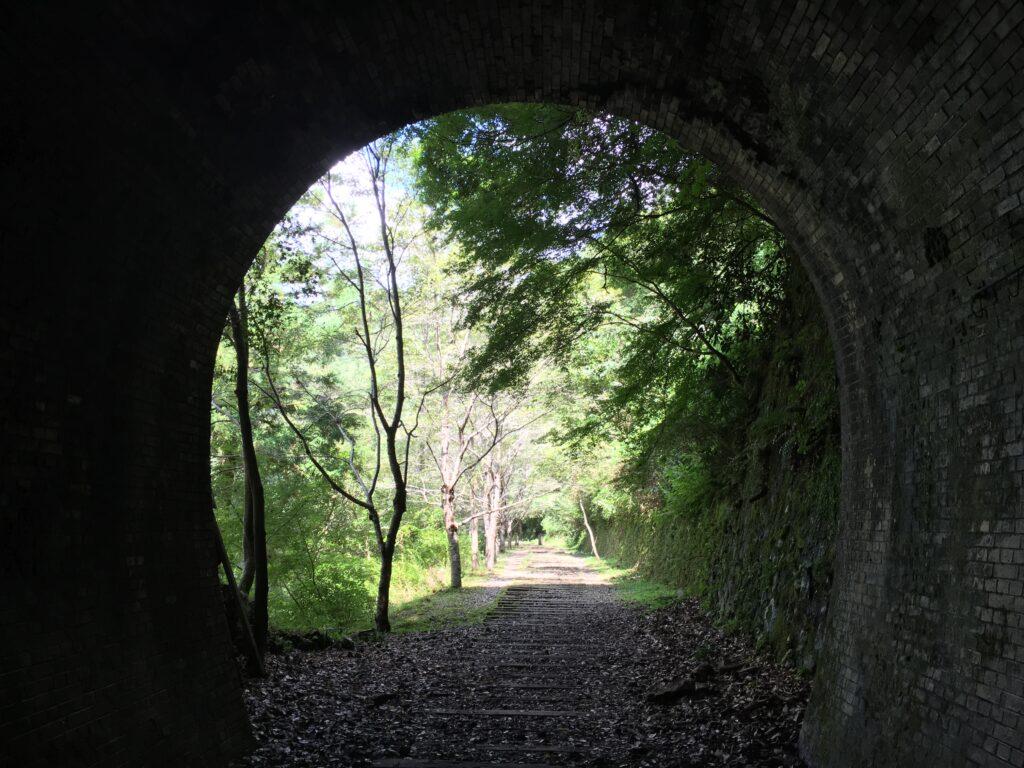 旧国鉄廃線ハイキング